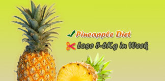 pineapple diet