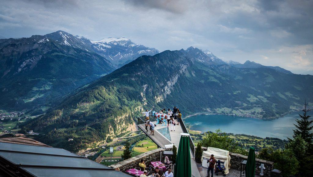 Switzerland most beautiful country