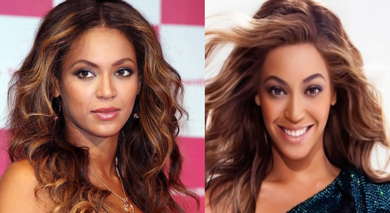 beautiful black women- Beyonce Knowles