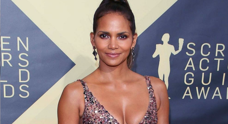 beautiful black women- Halle Berry