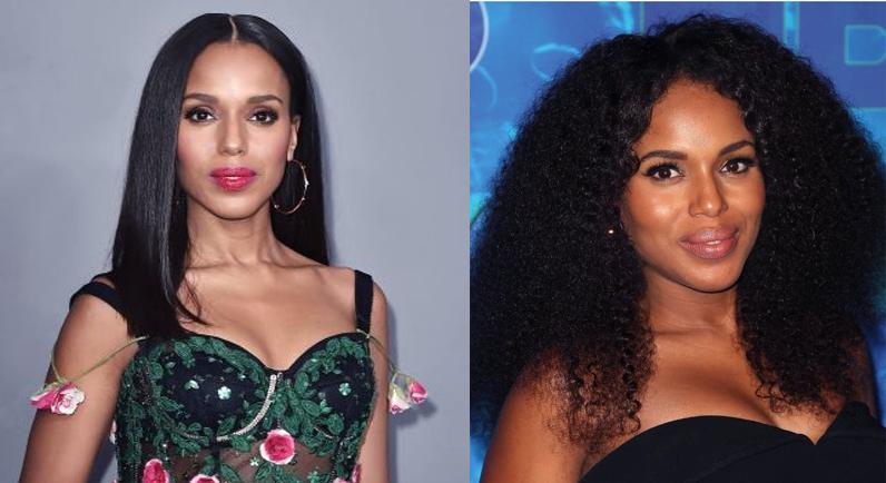 beautiful black women- Kerry Washington