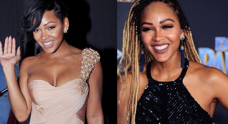 beautiful black women- Meagan Good