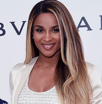 Ciara net worth